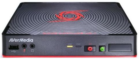 Boitier de capture HD autonome sans PC AVerMedia Game Capture HD II