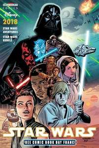 Sélection d'eBooks gratuits Comic Book Day 2018 - Ex :  Star Wars