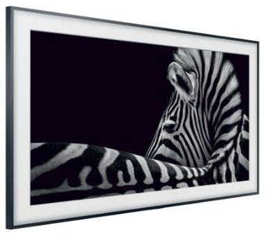 """TV Tableau 55"""" Samsung The Frame UE55LS003  - 4K UHD + Garantie 5 ans + cadre magnétique personnalisé (via ODR de 518.90€)"""