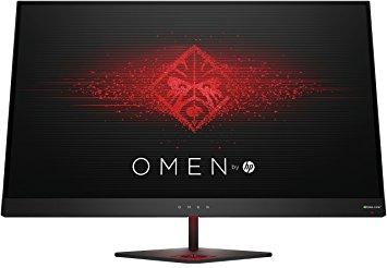 "Ecran PC gaming 27"" Omen by HP - Ecran QHD, Dalle TN/LED, 165 Hz, 1 ms, Nvidia G-Sync"