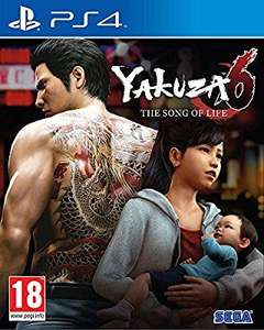 Yakuza 6: The Song of Life - Art Book Edition sur PS4