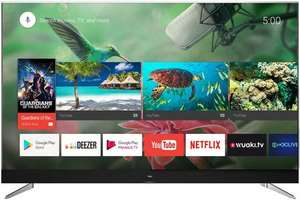 "TV 55"" TCL U55C7006 - 4K UHD - PPI 1600 - Android TV - WIFI"