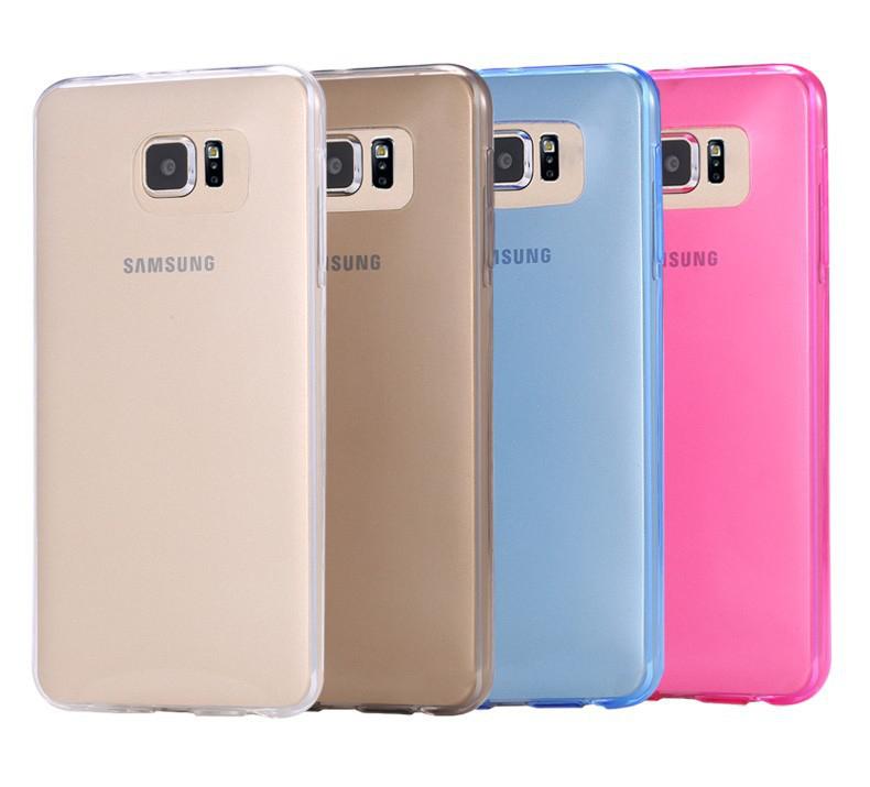 Coque de protection en TPU pour Samsung Galaxy S6 (Plusieurs coloris)