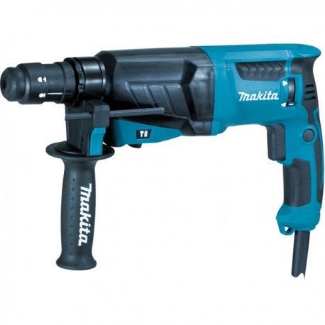 Perforateur burineur SDS Plus Makita 800 W 26 mm HR2630T