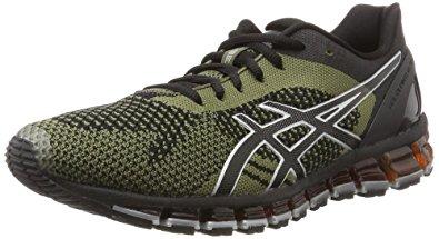 Chaussures de Running Asics Gel-Quantum Knit pour Hommes - Tailles au choix