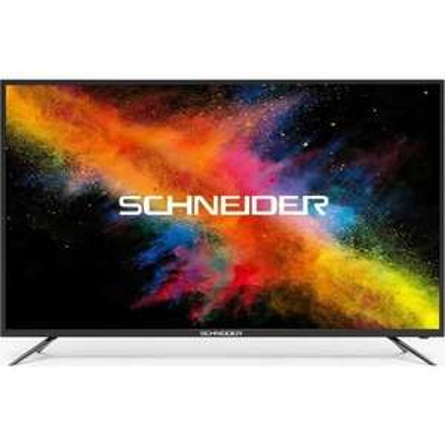 """TV LED 49"""" Schneider LED49-SCP200K - UHD 4K,"""