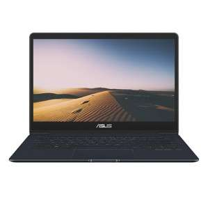 "PC Portable 13.3"" Asus ZenBook 13 UX331UAL-EG002T - Intel Core i5-8250U, 8Go de RAM, SSD 256Go, Windows 10 Home, Bleu + Housse de protection incluse"
