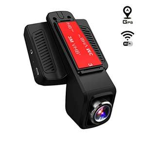 "Caméra embarquée Toguard CE20 - WiFi, GPS , Full HD 1080P, Angle de 170 Degrés, Écran LCD 2.45"" (Vendeur tiers)"