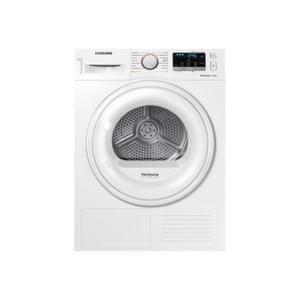 Sèche linge Samsung DV80M5010KW  - 8 kg, Pompe à chaleur, A++