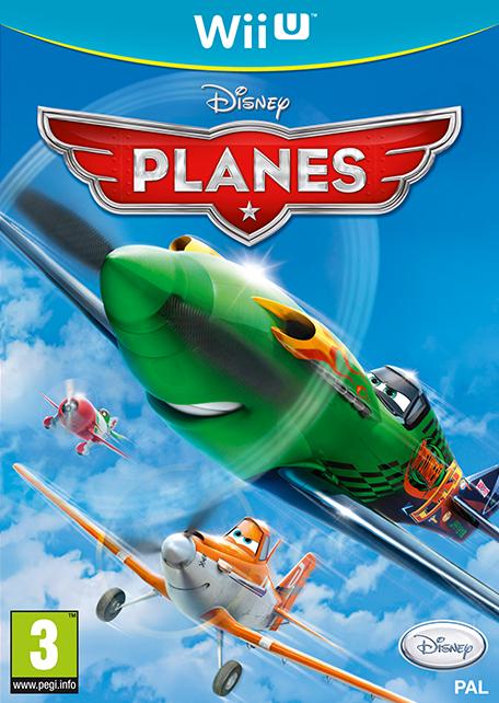 Planes sur Wii U
