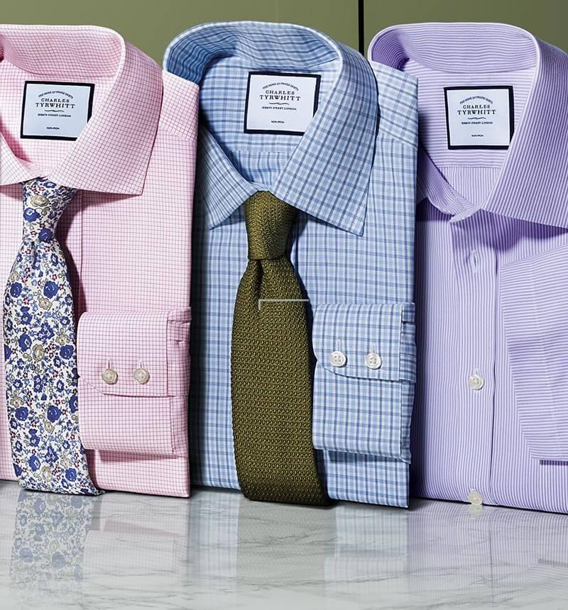 [Nouveaux Clients] Chemise Charles Tyrwhitt + une cravate offerte