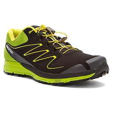Paire de chaussures running / trail Salomon mantra