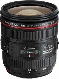Objectif Canon EF 24-70mm f/4 L IS USM (avec ODR 200€)