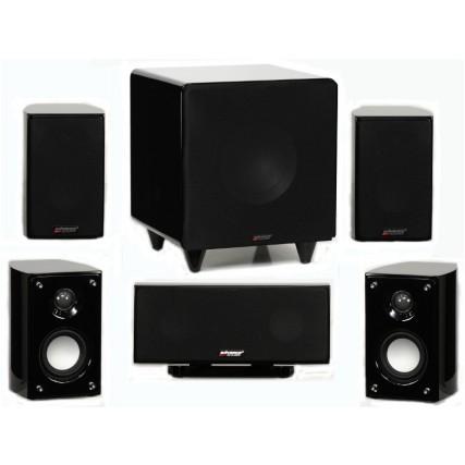 Pack Enceintes Home Cinéma 5.1 Advance Acoustic HTS1000 - Noir