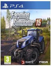 Farming Simulator 15 sur PS4 et Xbox One