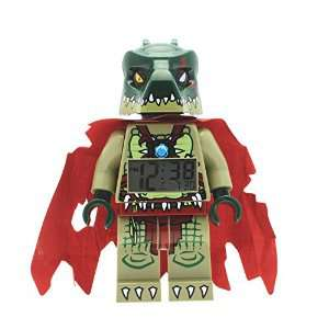 Réveil Lego Légende de Chima Cragger Figurine Digital