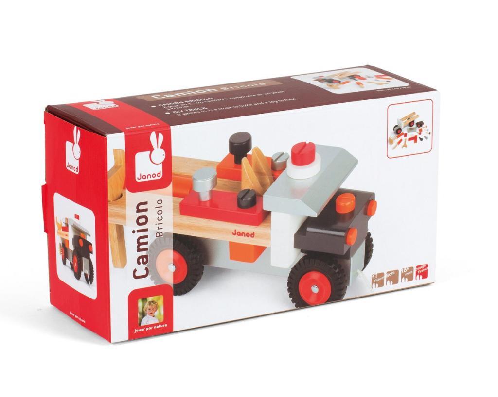 Camion Bricolo Janod 06507