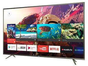 "TV 65"" TCL U65P6046 - LED, 4K UHD, Android TV, VA, HDR10"