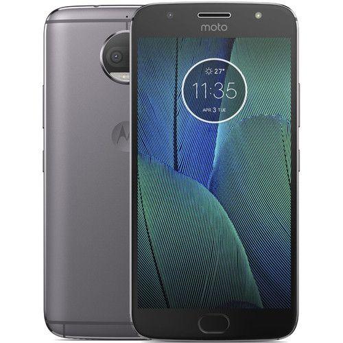 """Smartphone 5.5"""" Motorola Moto G5S Plus - Gris"""
