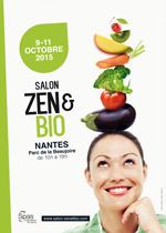 invitation gratuite pour le salon Zen et Bio à Nantes du 9 au 11 octobre 2015