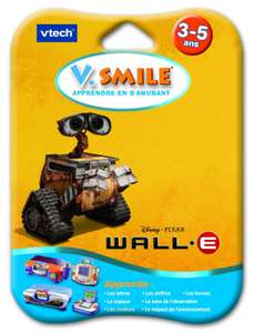Jeu Vtech V.Smile motion Wall.E