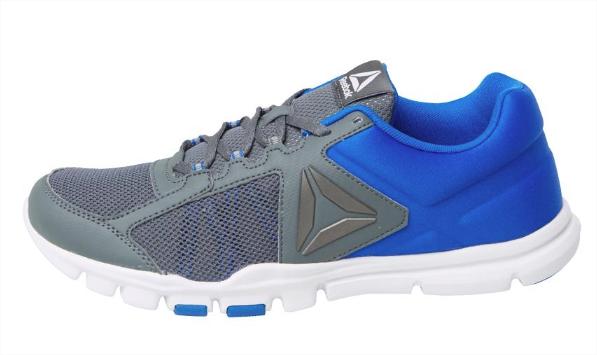 Basket de running homme Reebok YourFlex Train 9.0 MT - Gris/Bleu