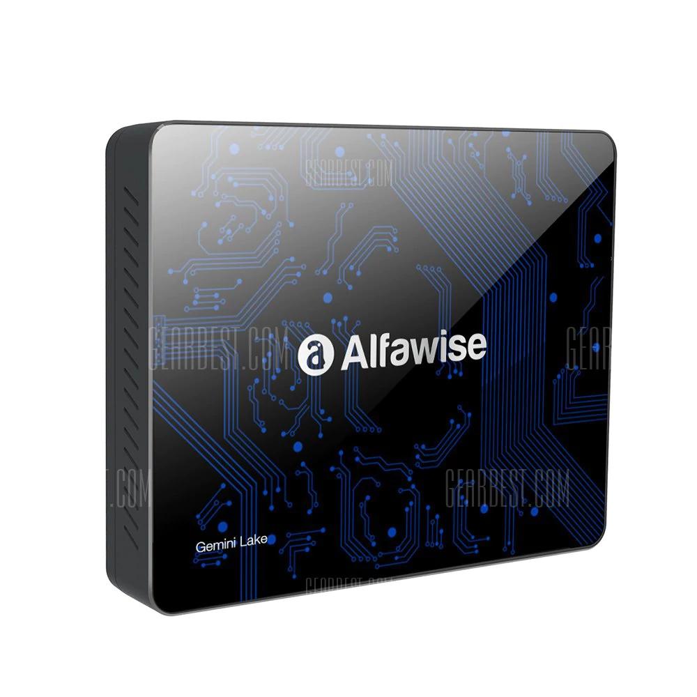 Mini PC Alfawise T1 - 4Go RAM - 64Go M.2 - Wifi AC