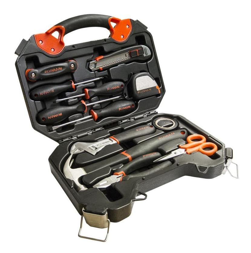 Sélection de coffrets outils Fixman en promotion - Ex : 12 pièces (TAFO-92421)