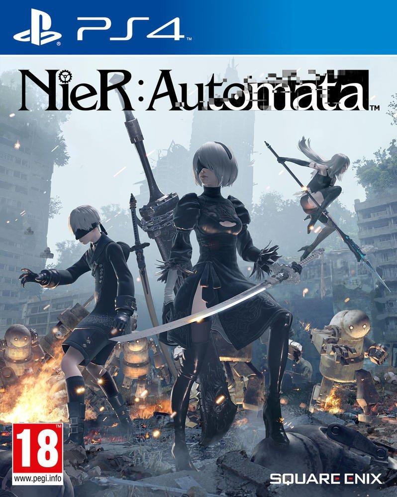 NieR Automata sur PS4 (+2,20€ en Super Points)