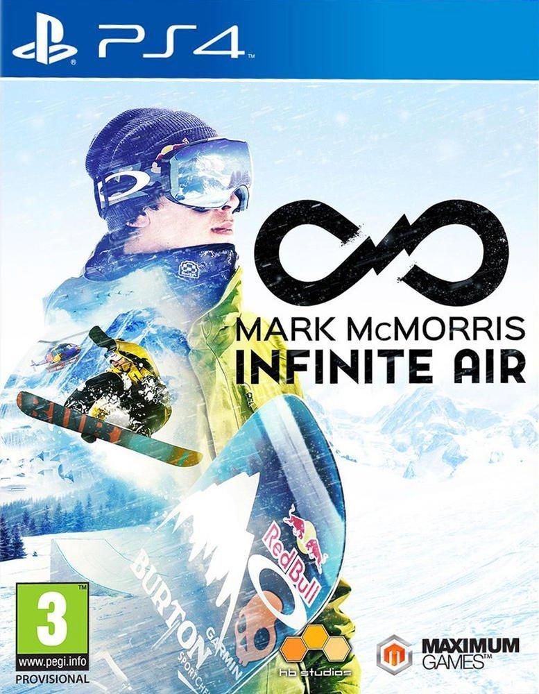 Mark McMorris: Infinite Air sur PS4