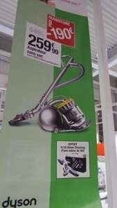 Aspirateur Dyson dc33c Stubborn + kit home cleaning