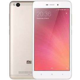 "Smartphone 5"" Xiaomi Redmi 4A (Global) Or - 4G (B20), HD, Snapdragon 425, RAM 2 Go, ROM 16 Go (+22,5€ en SuperPoints)"