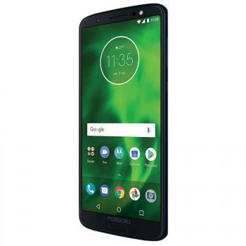 "Smartphone 5.7"" Motorola Moto G6 - SnapDragon 450, 3 Go de Ram, 32 Go"