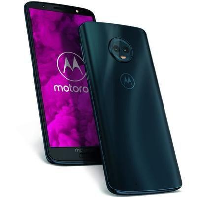 """Smartphone 5.7"""" Motorola Moto G6 - SnapDragon 450, 3 Go de Ram, 32 Go (via ODR de 30€)"""