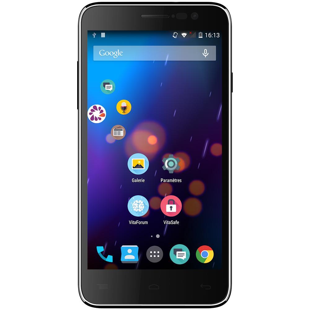 "Smartphone 5"" Vitamin Vitamin A - 4G-LTE Dual SIM - Android"