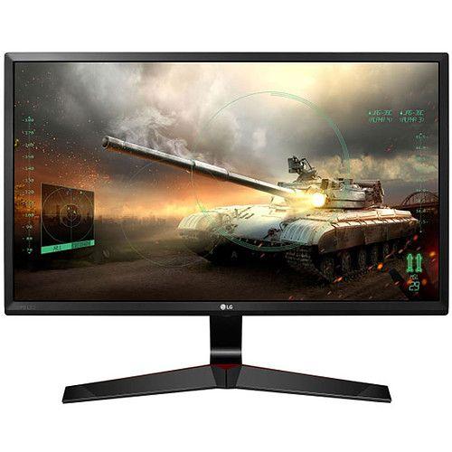 Ecran PC LG 24MP59G-P - IPS FHD, 75hz FreeSync 1ms