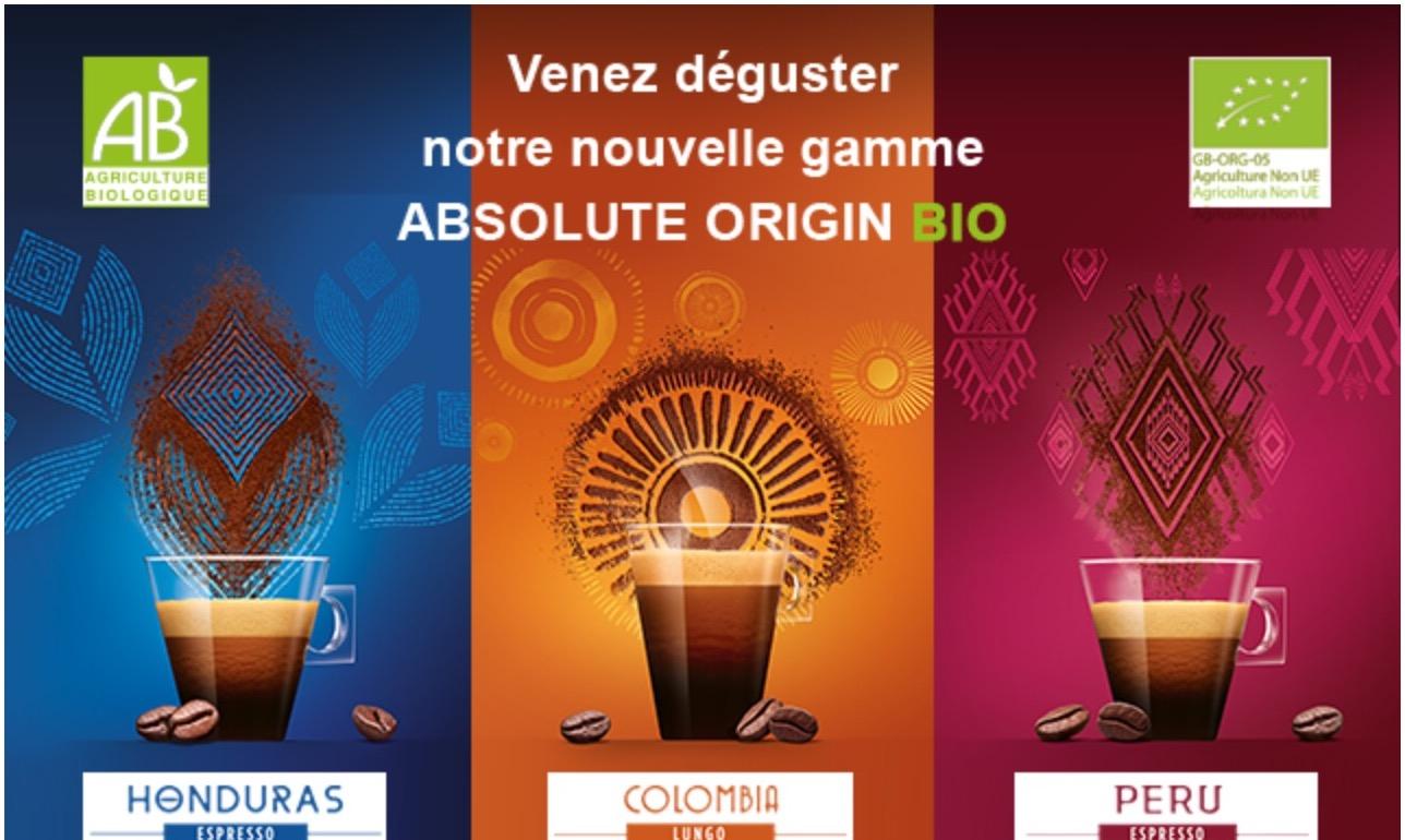 [Café Gratuit] Nouvelle Gamme de café Bio Dolce Gusto - Gare Saint-Lazare (75)
