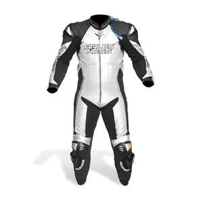 Combinaison moto Arlen Ness - Cuir Bovin et Kangourou