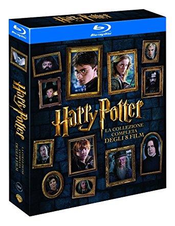 Coffret Blu-ray Harry Potter - Intégrale des 8 films