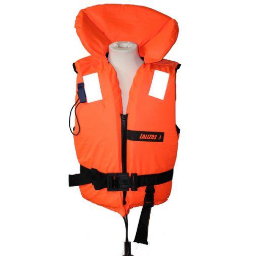 Gilet de sauvetage Lalizas Adulte norme 100 N (Modèle 40-50kg)