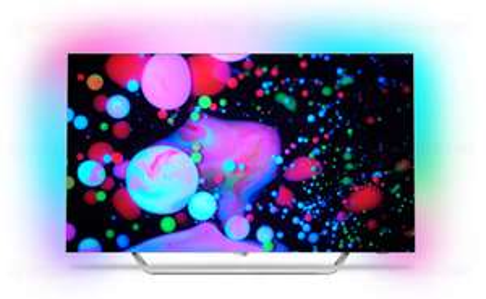 "TV OLED 55"" Philips 55POS9002 avec Ambilight 3 Canaux - UHD 4K, HDR, 100Hz, 10bits, Android TV (Via ODR 200€ - auditelshop.com)"