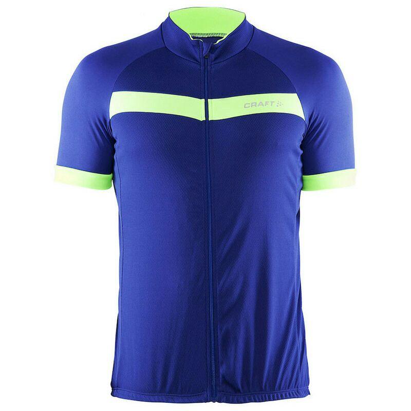 Maillot Cyclisme Craft Motion Atlantic pour Hommes - Tailles : M, L ou XL