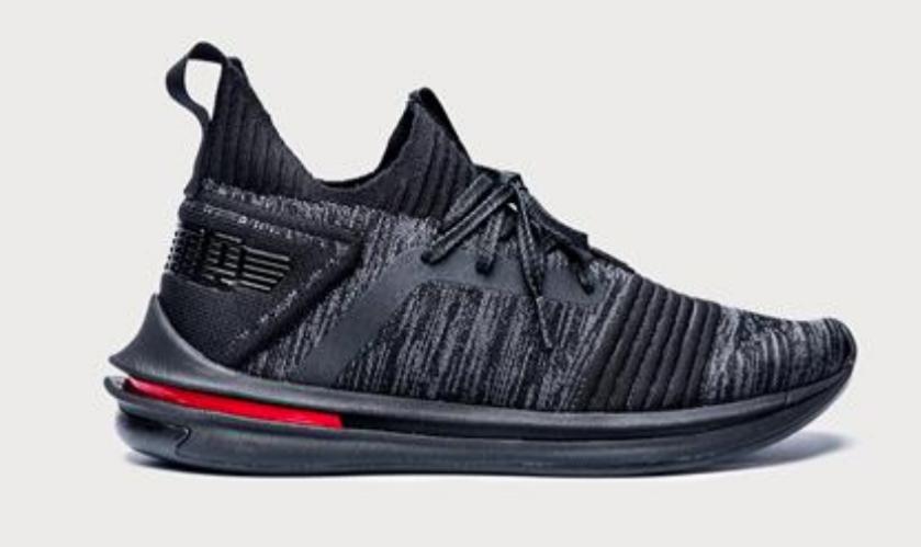 Chaussures Puma Ignite Limitless Evoknit Sr Black - Taille 39 à 48.5