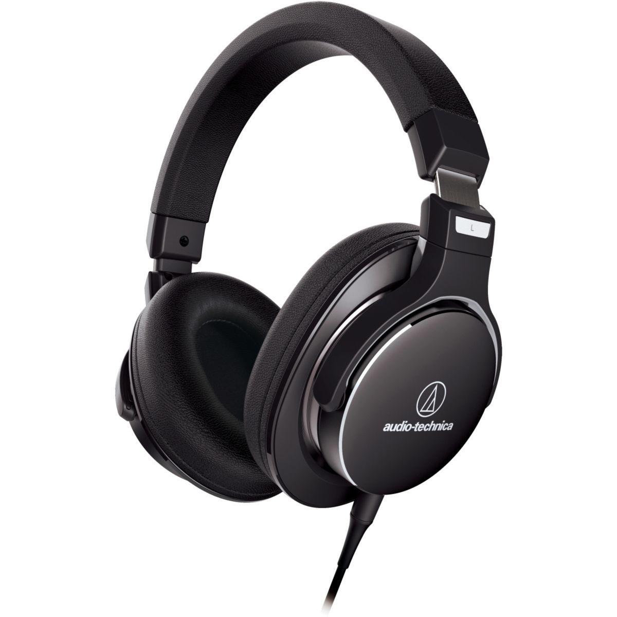 Casque Arceau Hi-Res Audio-Technica SonicPro ATH-MSR7NC