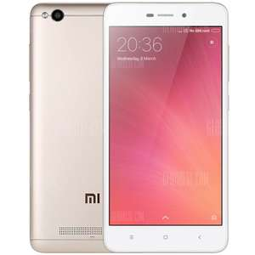 "Smartphone 5"" Xiaomi Redmi 4A (Global) Or - 4G (B20), HD, Snapdragon 425, RAM 2 Go, ROM 32 Go, Plug UK (vendeur tiers)"