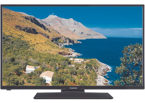 """TV 39"""" Techwood TC39DLED - full HD, LED, 2 HDMI (via 60€ sur la carte de fidélité)"""