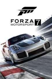 Forza Motorsport 7 sur Xbox One et PC Windows 10 (dématérialisé, Play AnyWhere)