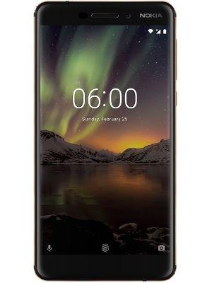 """Smartphone 5.5"""" Nokia 6 (2018) - SnapDragon 630, 4 Go de RAM, 32 Go"""