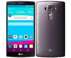 """Smartphone 5.5"""" LG G4 H810 - Snapdragon 808, ROM 32 Go, RAM 3 Go, 16MP + Coque (Reconditionnée)"""