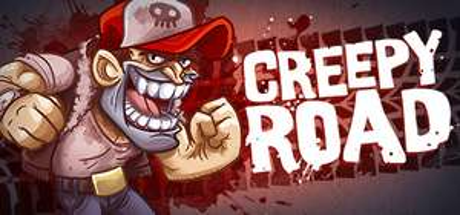 Creepy Road sur PC (Dématérialisé - Steam)